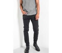 Jeans Jona zip schwarz