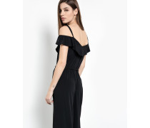 Damen Overall Nela schwarz (black)