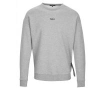 Herren Pullover Maximo grau (grey melange)