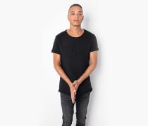 Herren Print T-Shirt Milo Sweat Logo schwarz (black)