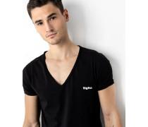 T-Shirt Avino schwarz