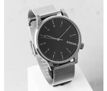 Uhr Winston Royale silber/ schwarz