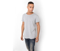 Basic Shirt Milo Sweat grau