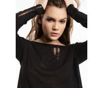 Damen Pullover Rixa schwarz (black)