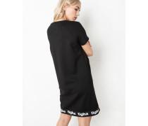 T-Shirt Kleid Christie schwarz