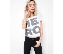 T-Shirt Fata1 weiß
