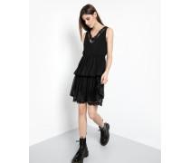 Damen Kleider & Röcke Isabella schwarz (black)