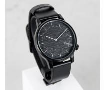 Uhr Winston schwarz