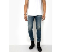 Jeans Billy the kid 9904 ripped blau