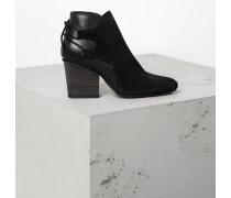 Schuhe Minka Suede schwarz