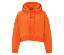 Damen Pullover Leonie orange (cold flame)