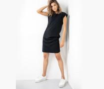 Sweat-Kleid Fleurette black