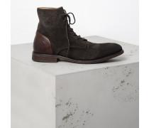 Schuhe Yoakley Suede braun