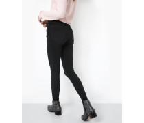 Damen High Waist Jeans Tiffy 7028 schwarz (vintage black)