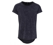 Herren T-Shirt Milo spray schwarz (black)