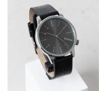 Uhr Winston Regal schwarz
