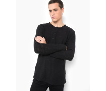 Sweatshirt Theon schwarz