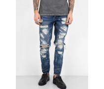 Jeans Kaylen blau