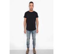Herren Basic Shirt Milo Sweat schwarz (black)