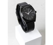 Uhren Time Teller schwarz