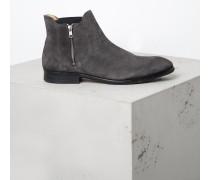 Schuhe Mitchell Suede grau