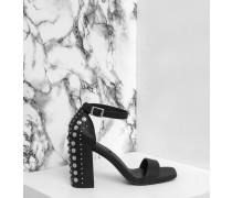 Sandale Leila schwarz