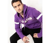 Herren Pullover Akio lila (epic purple)