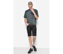 Jeans Shorts Solomon schwarz