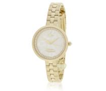 Gold Bow II Watch