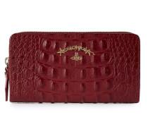 Kelly New Zip Round Wallet 51050025 Red