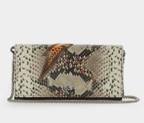 Elizabeth Long Wallet With Chain