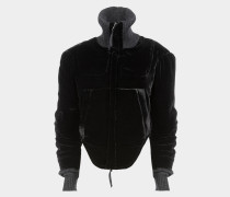 Historical Bomber Black
