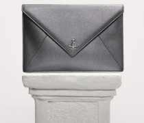 Victoria Envelope Clutch Anthracite