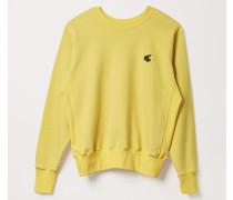 Classic Sweatshirt Yellow