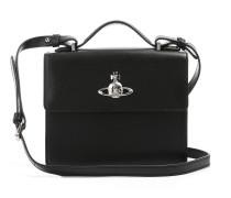 Matilda Medium Shoulder Bag Black