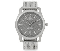 Holborn Watch Grey/Silver
