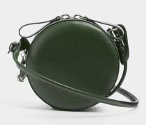 Johanna Round Crossbody Bag Green