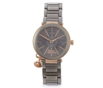 Kensington Watch Silver/Rose