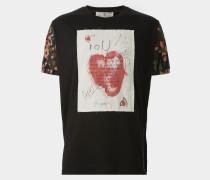 Man T-Shirt Black
