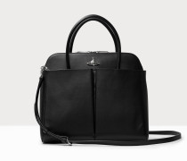 Florence Medium Handbag Black
