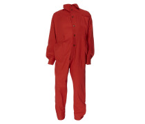 Alcoholic Jumpsuit Red