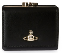 Nappa Wallet With Coin Pocket 51010018 Black
