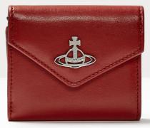 Rosie Envelope Billfold Red