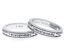 Sterling Silver Jersey Ring