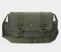 Parachute Man Crossbody Khaki Green