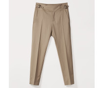 New Classic Trousers Nude