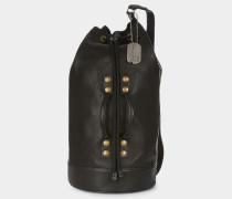 Heath Man Duffle Bag Black