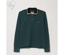 New Polo Long Sleeve Green