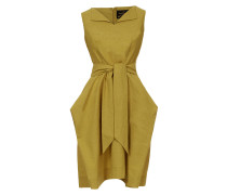 Lotus Dress Yellow