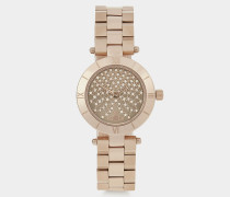 Westbourne Orb Watch Chrome Rose